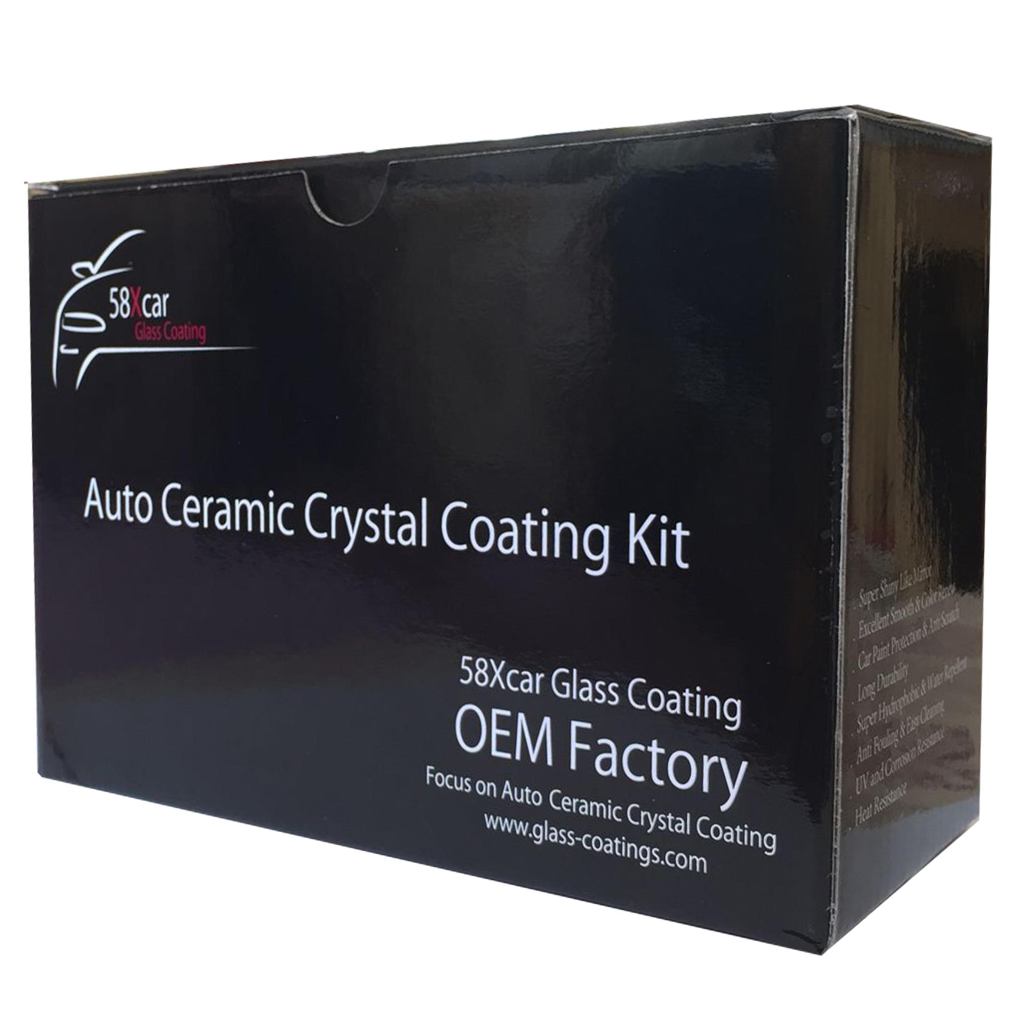 Auto Ceramic Coat 9h Pro Kit Usd65 Ceramic Glass