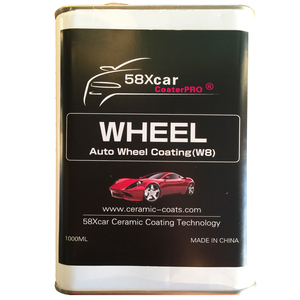 Auto Wheel Rim Coating W8