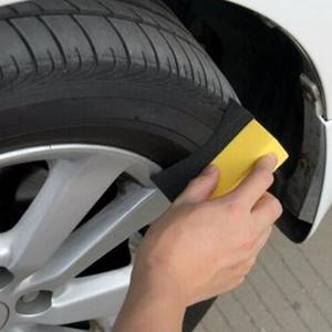 Auto Tyre Wax/Coating Sponge
