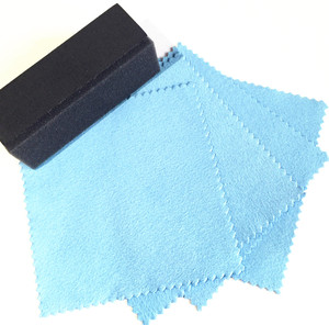 Suede Microfiber Cloth for Ceramic Coat