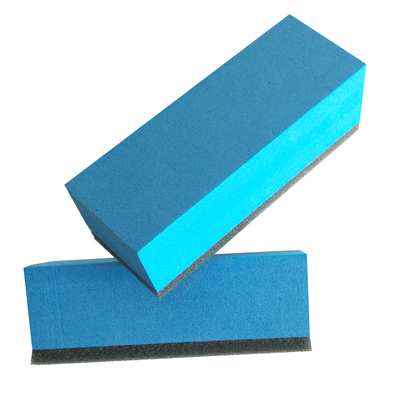 Crystal Glass Coating Applicator Block (blue)