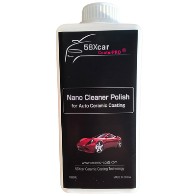 Nano Cleaner Polish for Ceramic Coating